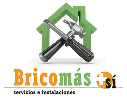 logo Bricomás San Sebastián de los Reyes